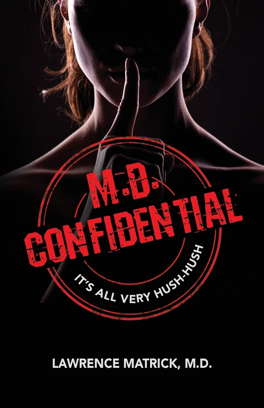 Cover of the book M.D. Confidential
