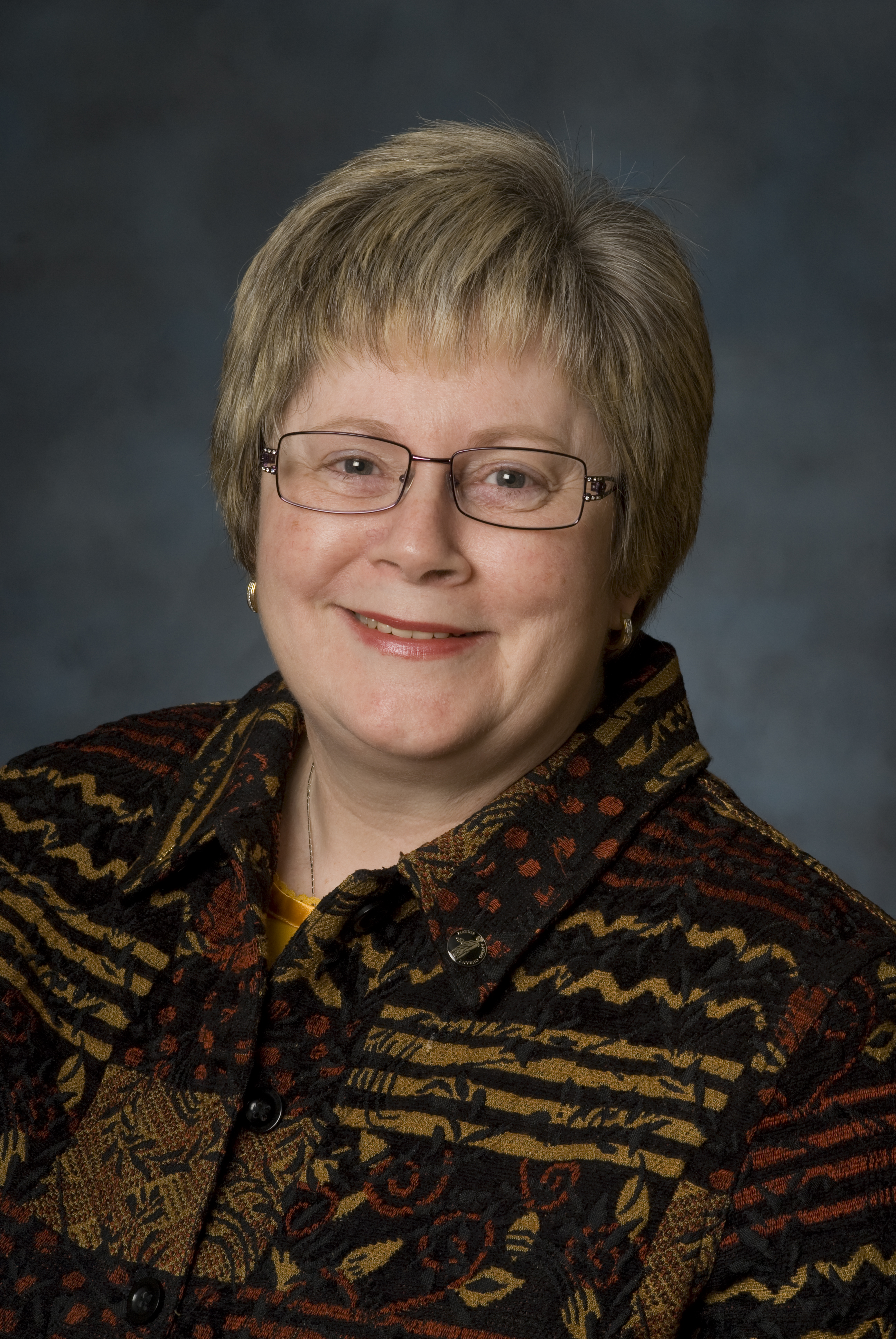 portrait of Dr.Shelly Ross