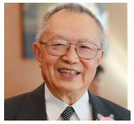 portrait of the late Dr. Wong