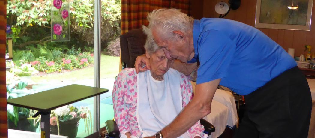 Dementia: Remembering on her birthday