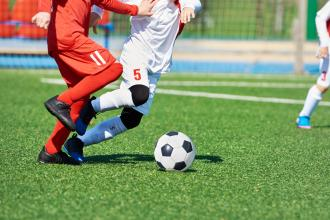 Preventing knee osteoarthritis in youth who play sports