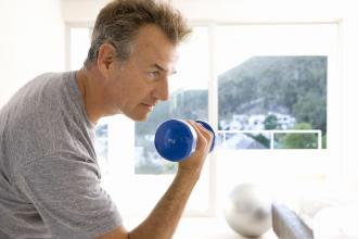Physical activity for prostate cancer patients and its effect on tumors