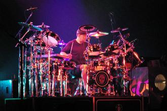 Your brain on drums