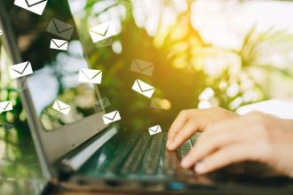 Email pals—my daily lifeline