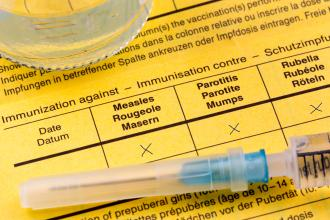 Immunization of those with no or inadequate immunization records and the role of serological testing