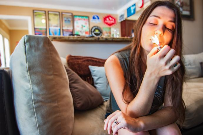 The effects of cannabis on female and male reproduction