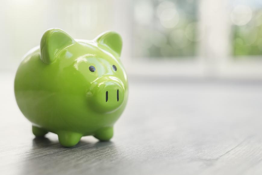 Code green: Building financial independence