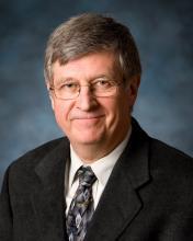 Portrait of BCMA President Geoffrey Appleton