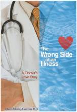 Book cover for The Wrong Side of an Illness