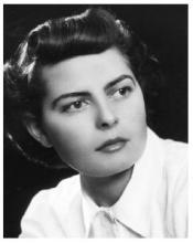 Portrait of Dr. Klara Patriasz