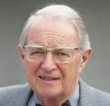 Dr Alexander Leiper Robertson