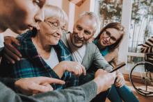 Treating Alzheimer disease