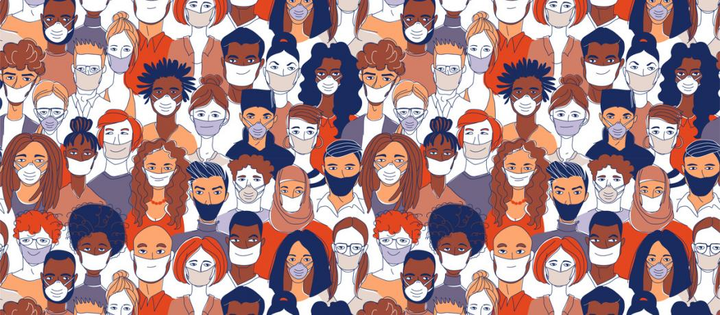 Epidemics, pandemics, syndemics, and intersectionality