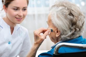 Seniors with undiagnosed hearing loss can become isolated