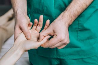 WorkSafeBC's Hand Therapy Program