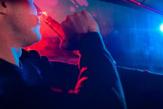 Alcohol-related traffic fatalities declining