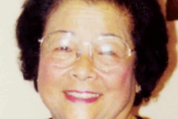 Dr Madeline Huang Chung, 1925–2021