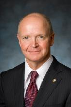 Portrait of BCMA President Bill Mackie
