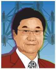 proust portrait of Dr. Ho