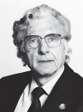 Dr Ralph William Spitzer