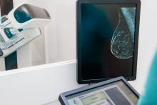Mammography scanner