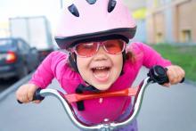 Bike helmets, can we improve on a good thing